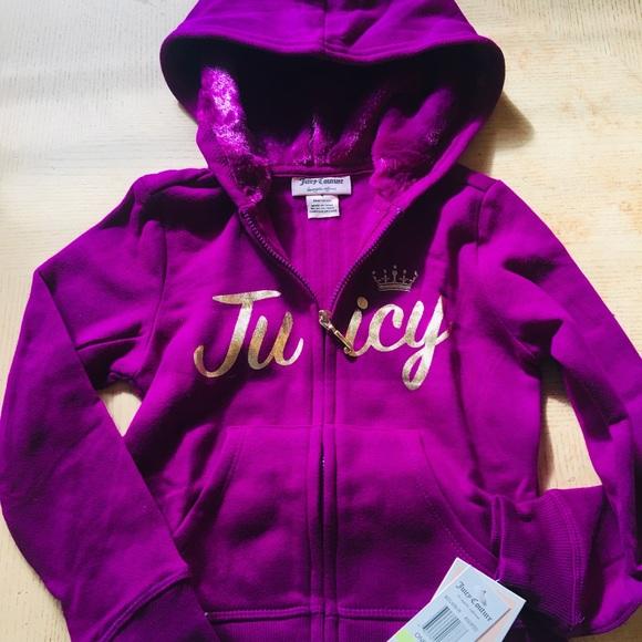 73e74e0876 Juicy couture child s track cost fuchsia new